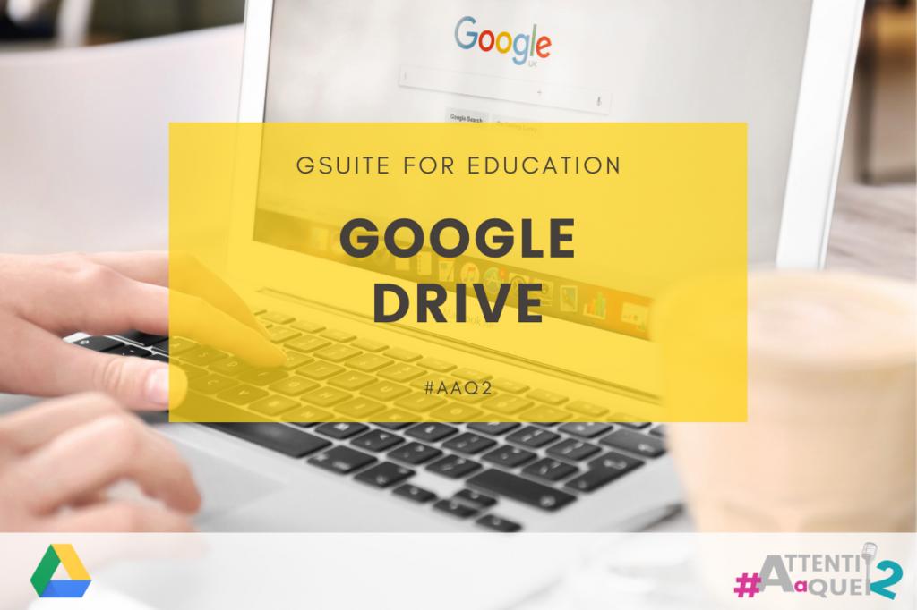 google drive come usarlo per la didattica
