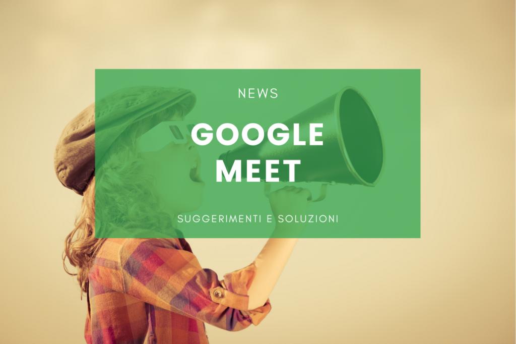 Numero di partecipanti in Google Meet