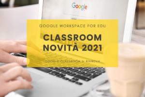 workspace for education novita google classroom