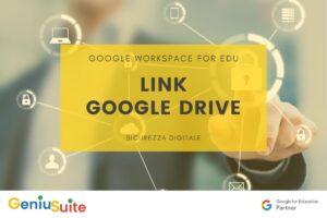 link google drive condivisi aggiornamento sicurezza